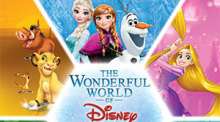 Wonderful World of Disney On Ice