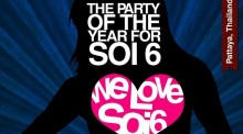 "Wochenendparty: ""We love Soi 6"""