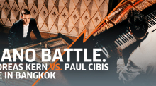 Piano-Battle: Andreas Kern vs. Paul Cibis