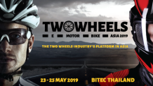 Two Wheels Asia 2019