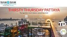 """Thirsty Thursday"" im Siam@Siam"