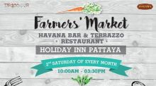 Farmer's Market in der Havana Bar