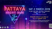 Pattaya Night Run 2019
