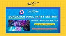 Cocoon Pattaya Songkran Pool Party