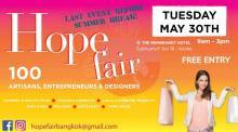 The Hope Fair im Rembrandt Hotel