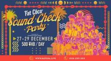 Fat Coco Soundcheck Party
