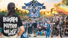 23. Burapa Pattaya Bike Week