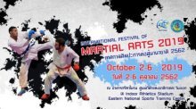 Festival of Martial Arts 2019