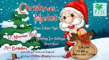 PILC Christmas Market im Holiday Inn