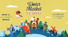 Winter Market Fest @ Habito Mall