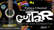 Pattaya Classical Guitar Festival 2019
