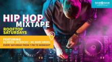 Hip Hop Mixtape Rooftop Saturdays