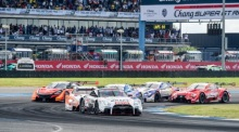 Chang Super GT Race 2019 in Buriram