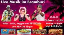 Tropical Night im Bramburi