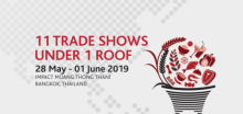 Thaifex – World of Foods 2019