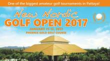 New Nordic Golf Open 2017