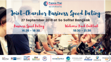 Joint-Chamber Business Speed Dating