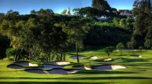 Der Old Course des Siam Country Club in Pattaya. Foto: Siam Country Club
