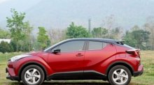 Toyota  C-HR. Foto: The Nation