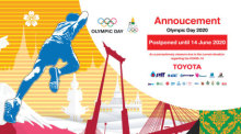 Foto: Facebook.com/Olympic Day Thailand