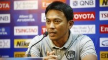Totchtawan Sripan trainiert den FC Suphanburi. Foto: The Nation