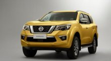 Nissan Terra. Foto: The Nation