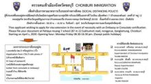 Foto: Chonburi Immigration Pattaya