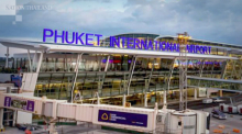 Phuket International Airport. Foto: The Nation