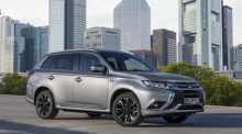 Foto: 2019 Mitsubishi Motors North America