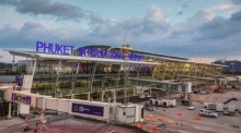 Der internationale Flughafen von Phuket. Foto: The Nation