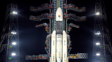 Foto: epa/Indian Space Research Organisation (isro)