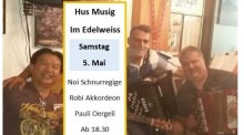Musikabend im Edelweiss