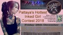 Pattaya's Hottest Inked Girl Contest
