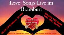 Love-Songs live im Bramburi