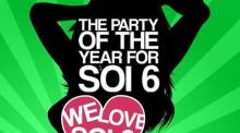 """We love Soi 6"": Party im Kiez"