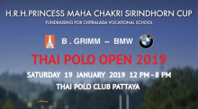 Thai Polo Open 2019