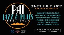 Pai Jazz & Blues Fest 2017