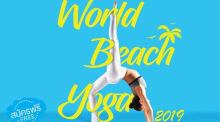 World Beach Yoga 2019