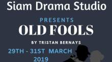 """Old Fools"" in Ben's Theater"