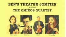 Omiros-Quartett in Ben's Theater
