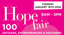 Hope Fair im Rembrandt Hotel