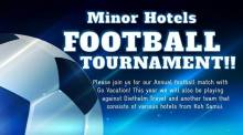Minor Hotels Football Tournament