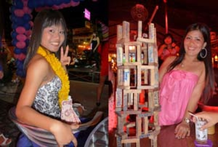 Thai Mädchen zu vermieten