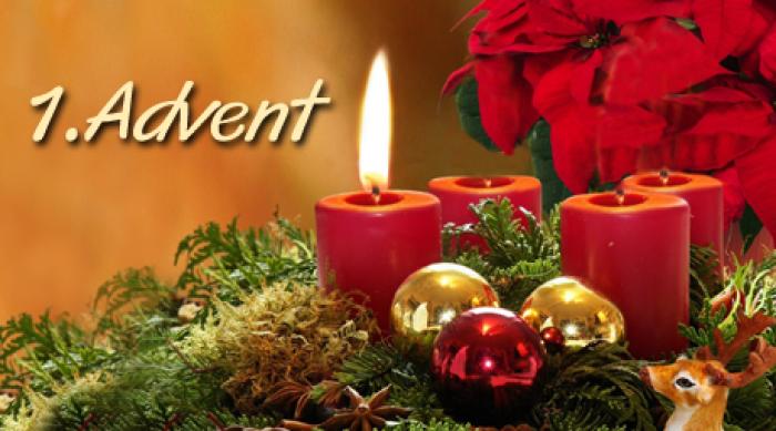 Am 1. Advent Beginnt Im Christlichen Kalender Das