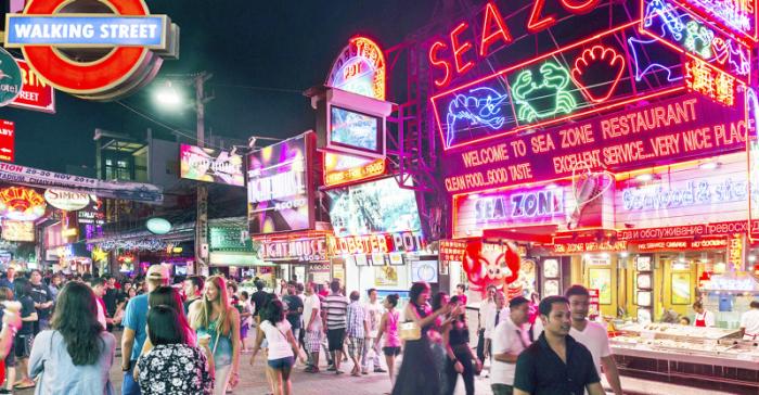 Pattaya sex urlaub