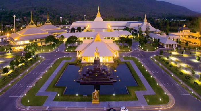 Austragungsort ist das Chiang Mai International Exhibition and Convention Centre. Foto: Tourism Authority Of Thailand