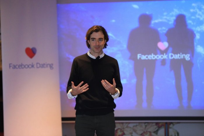 Nathan Sharp, Produktmanager bei Facebook Dating und Produktleiter für People Discovery. Foto: The Nation