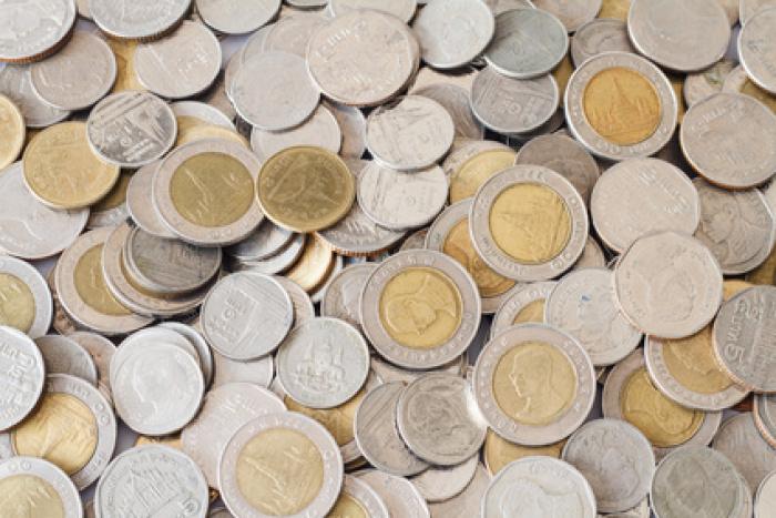Thailänder Suchen Im Kleingeld Teure Münzrarität