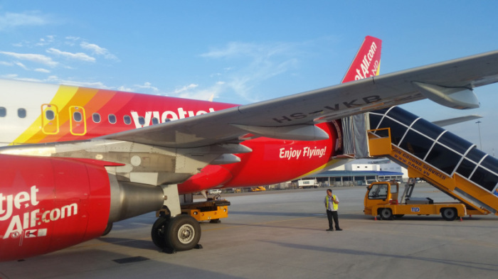 Thai Vietjet Erhöht Chiang Mai Flüge Thailand