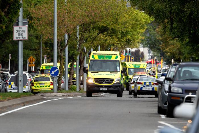 Neuseeland Anschlag: Brutaler Anschlag Auf Moscheen In Neuseeland: Mindestens